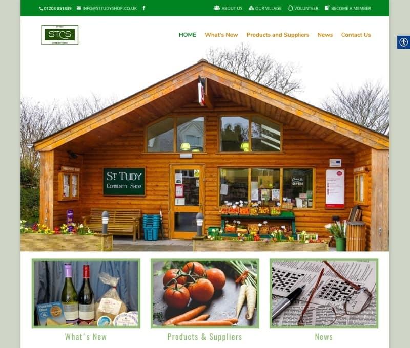 St Tudy Community Shop