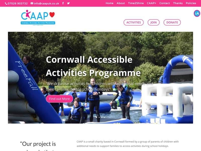 CAAP (Cornwall Accessible Activities Program)